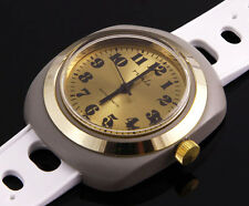Ruhla Tropicalized Mechanical Watch 41x47mm New Old Stock