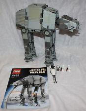 LEGO StarWars Set Imperial AT-AT (4483) mit Bauanleitung und Figuren!