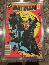 Batman #423 1st Print McFarlane 1988 CLEAN RARE NEWSSTAND Vintage KEY CGC RDY