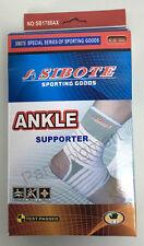 2x Ankle Support Compression Wrap Brace Elastic Bandage Strap Sports-AUS STOCK