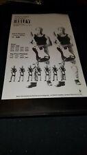Ernie Isley Back To Square One Rare Original Radio Promo Poster Ad Framed!