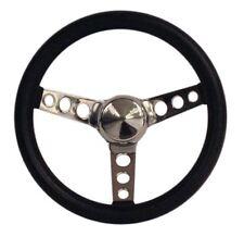 """BEETLE CABRIO Steering Wheel, Grant 12.5"""" 3 Spoke 3 1/2"""" Dish - AC400GT836"""