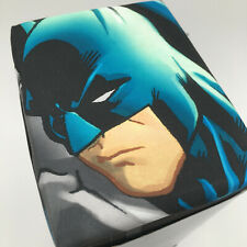 Batman Warner Bros Kids Bedding Soft Microfiber Sheet Set Full Size 4 Piece Set