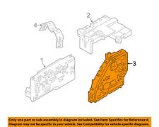 BMW OEM 11-12 535i GT xDrive Electrical-Distribution Box 61149234423