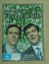A Bit of Fry and Laurie Ser 4 2D R4 SEALED Comedy DVD Stephen Fry Hugh Laurie