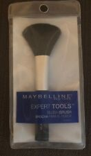 Maybelline Expert Tools Blush Brush NEW Make Up Artist Approved Natural Fibers