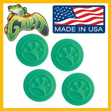 GRIP-IT BEST Thumb Stick Cover Grips PS4 PS3 Xbox One 360 Controller [4xGreen]