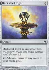 *MRM* ENGLISH 4x Lingot de Sombracier - Darksteel Ingot MTG Darksteel