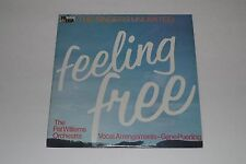 The Singers Unlimited Feeling Free - The Pat Williams Orchestra - Gene Puerling