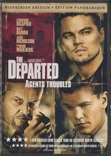 The Departed (DVD, 2007) BEST PICTURE - Leonardo DiCaprio