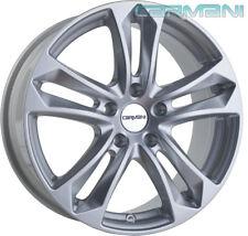 4 Carmani Winterfelgen 5 7.0x16 5x110 SIL für Opel Astra Calibra Corsa Meriva Om