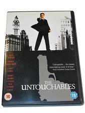 Kevin Costner THE UNTOUCHABLES Robert De Niro Sean Connery Brian De Palma DVD