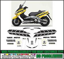 kit adesivi stickers compatibili tmax 2001 2007 laguna seca