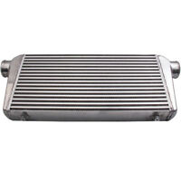Intercooler 600x300x76mm - Bar and plate for FOR Ford BA BF FG XR6 4.0 4.0T