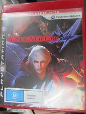 Devil May Cry 4 Sony PS3