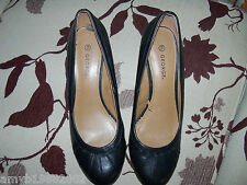 George Black High Heel Shoes Size 9.5 Women's NEW LAST ONE FREE USA SHIPPING