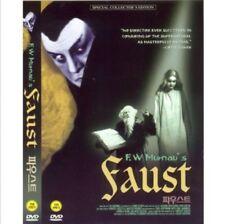 Faust- Eine deutsche Volkssage (1926) DVD (Sealed) ~ F.W. Murnau