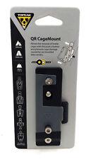 Topeak Bicycle Water Bottle QR CageMount - TQCM01