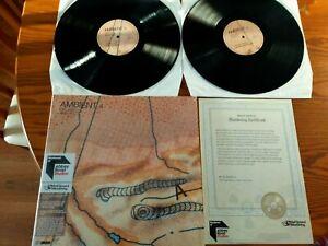 Brian Eno Ambient 4 (On Land) 2 X LP VINYL Half Speed Master Abbey Road 2018