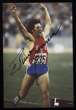 Bruce Jenner Signed Photo Autographed Photograph Caitlyn Jenner Gold Medalist