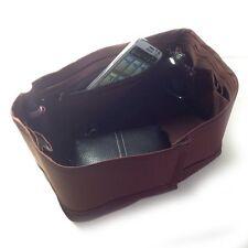 Speedy 30 Bag organizer Insert  Base Shaper Handbag Chocolate Brown Color