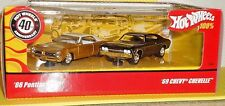 HW 40TH Anniversary Car Show '66 Pontiac GTO & '69 Chevy Chevelle (Sold Out)