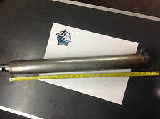 "SINGLE ACTING HYDRAULIC CYLINDER / RAM 2 3/8"" BORE, 1 1/2"" ROD"