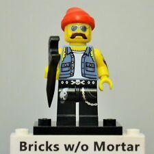 LEGO Minifigures Series 10 Tomahawk Warrior (71001)