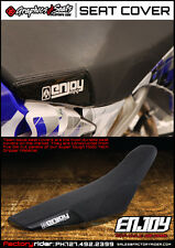 2009-2013 Husqvarna TC TE TXC 250 310 4 STROKE Seat Cover Enjoy Mfg All Black