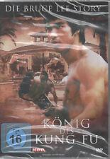 Die Bruce Lee Story DVD NEU König des Kung Fu