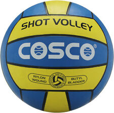 Cosco Shot Volley Ball Hand Ball Recreational ball Match Sports Size 4 Rubber