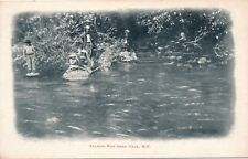YALE BC – Salmon Run near Yale – udb (pre 1908)