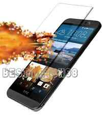 for HTC one M9 Premium Real tempered glass screen protector cover protection 9H/