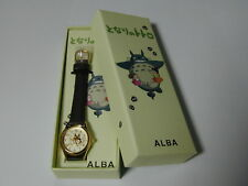 Totoro wristwatch ACCK401 ALBA SEIKO /My Neighbor Totoro Ghibli
