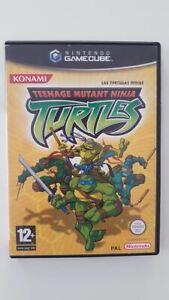 Teenage Mutant Ninja Turtles GameCube VGC PAL