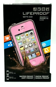 """New Waterproof Case by Lifeproof Fre for 4.0"""" iPhone 4s & iPhone 4 Colors"""