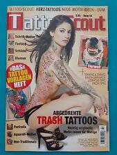 Tattoo Scout Ausgabe 54 abgedrehte Trash-Tattoos   ungelesen 1A absolut TOP