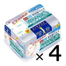 ☀4pack set / KOSE COSME PORT Clear turn Essence Serum Sheet mask 30 sheets