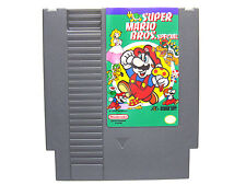 Super Mario Bros. Special (Nintendo Entertainment System NES) English Game