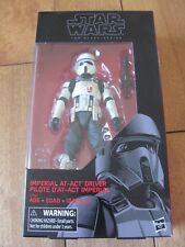 Hasbro Star Wars Black series imperial At-act Driver 6 Inch figure