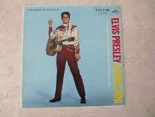 Elvis Presley 1958 Japan Mint LP LOVING YOU / Jailhouse Rock LS -5048 Japanese