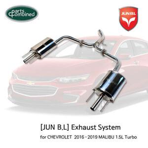 Exhaust System for CHEVROLET 2016 - 2020 MALIBU 1.5L Turbo [JUN B.L]