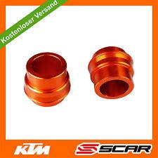 ENTRETOISE DE ROUE AVANT KTM SX SXF SX-F EXCF EXC-F 125 250 350 450 15-17 ORANGE
