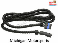 """GM 6.5L Turbo Diesel PMD FSD Black Module 66"""" Relocation Extension Harness Cable"""