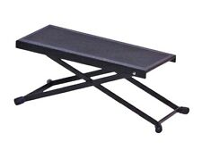 Cpk T400 Foot Rest Stool Great for Guitar Players Adjustable