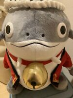 Final Fantasy FF XIV Namazu Festival Plush Doll Stuffed Toy Taito Prize Unused