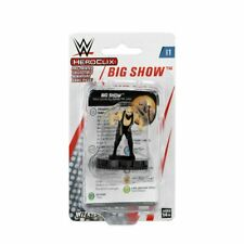 WWE HeroClix: Big Show Expansion Pack-FREE COMBINED SHIPPING DISCOUNT-Brand Ne