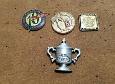 MISC. PGA GOLF PINS X 4  (#2)