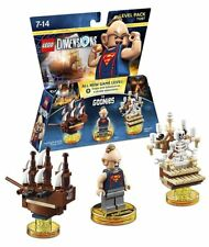 Lego Dimensions Goonies Level Pack Sloth Skeleton Organ Brand New Ships Fast !!!