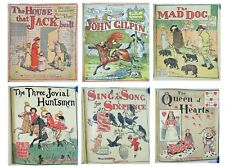 ca. 1880 CALDECOTT'S BOUND COLLECTION (8) OF PICTURES & SONGS – ROUTLEDGE